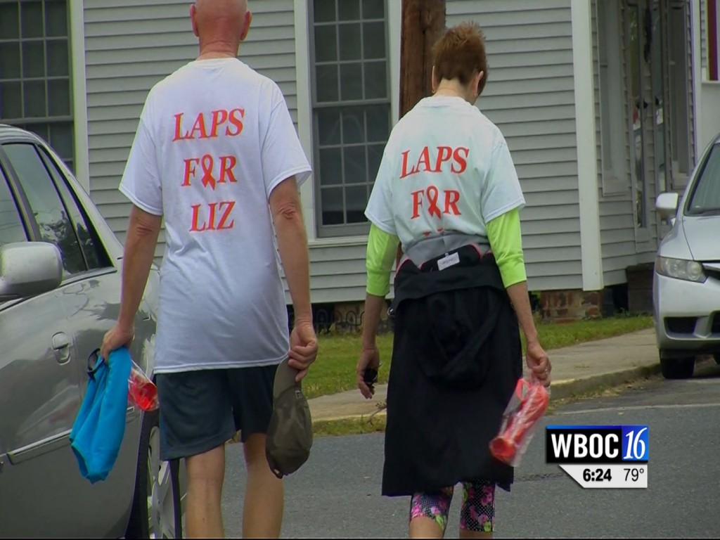 "Travels With Charlie: ""Laps for Liz"" in Dorchester County"