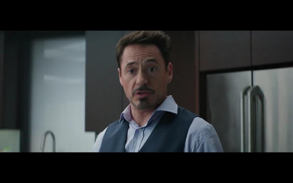Tony Stark 1