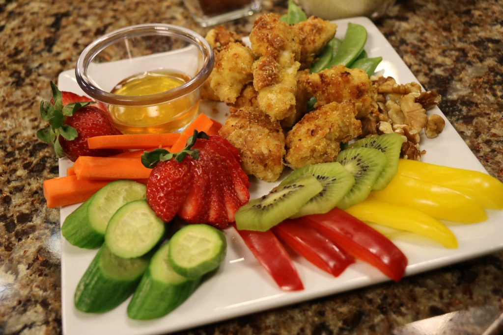 Cleaned-Up Chicken Nuggets with Food Blogger Lynn Matava