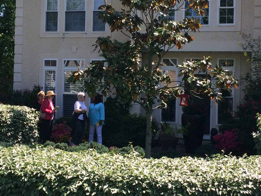 Rehoboth Beach Garden Tour and Luncheon Named Success