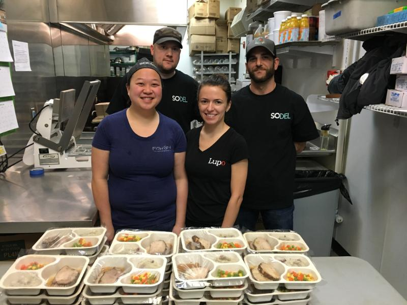 SoDel Concepts Partners with Meals on Wheels Lewes-Rehoboth to Feed Hundreds