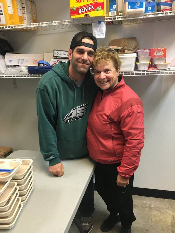Tony and Monica at Fish On for Meals and Wheels Lewes-Rehoboth (Photo: Katie Leister)