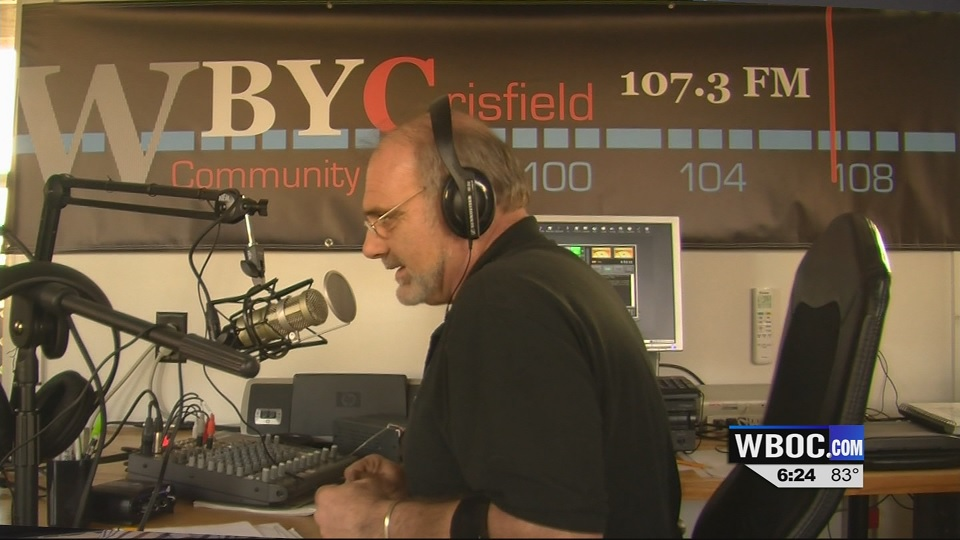 Travels With Charlie: WBYC LPFM 107.3, Crisfield's Community Radio
