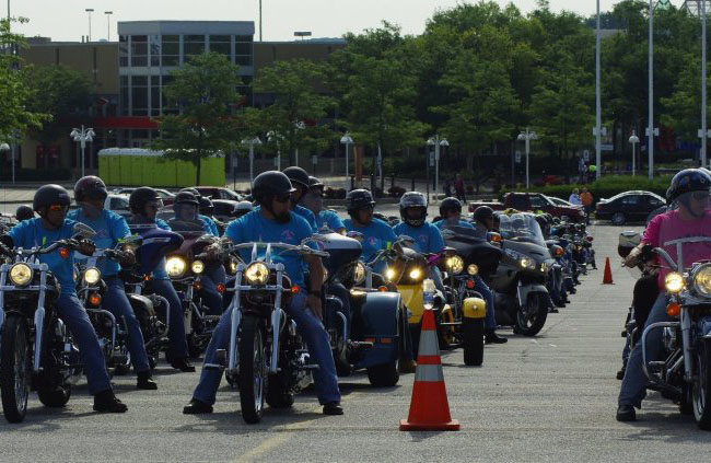 Ride Across Maryland to be Held This Weekend