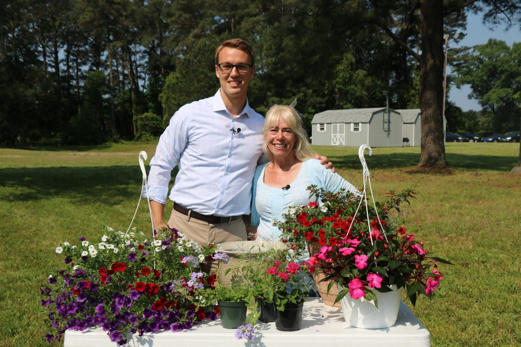 Gardening with Ginny – Annuals and How to Keep Them Looking Their Best All Summer Long