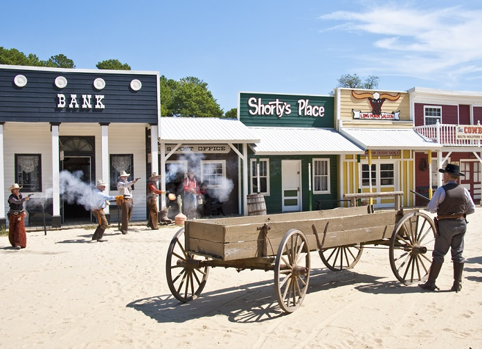 Wild West Fest & Frontier Days Celebration This Weekend