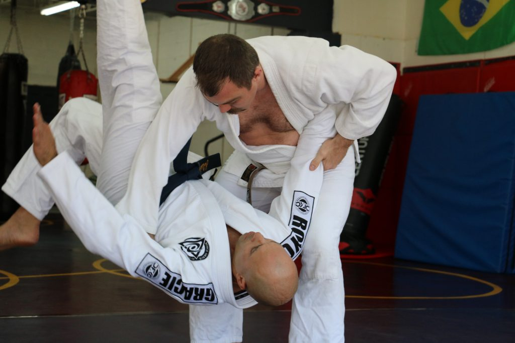MMA Legend Royce Gracie Visits Ocean City, Md.