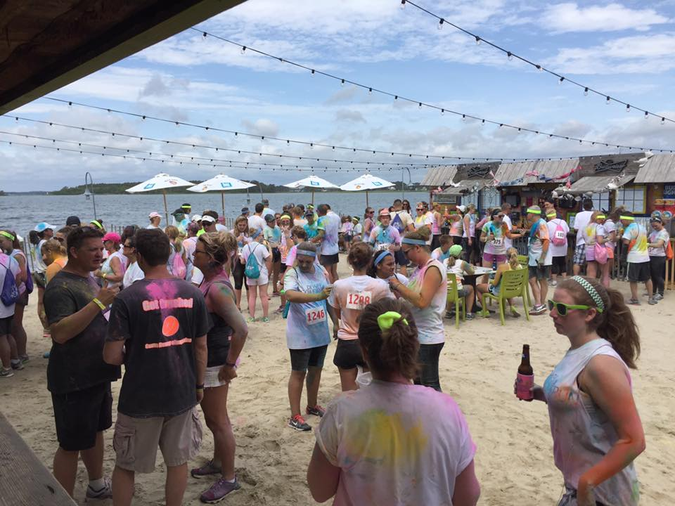 Dewey Color Run (Photo: Rusty Rudder)