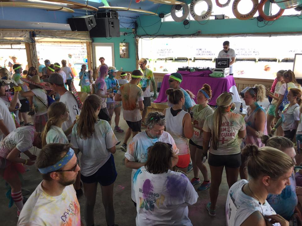 Dewey Beach, Del. Color Run: Third Time's a Charm