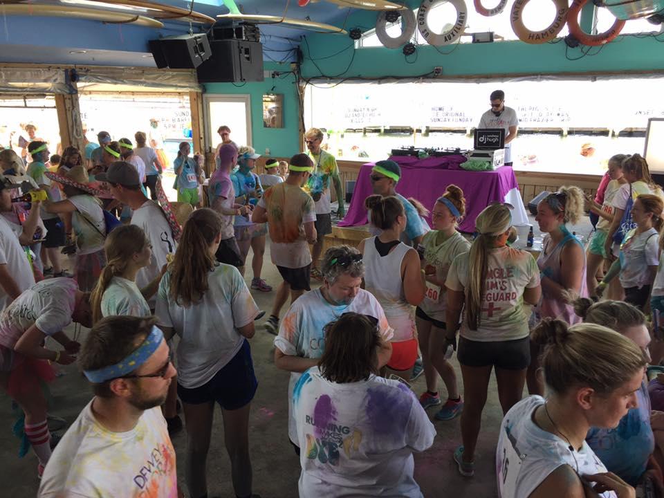 Dewey Beach, Del. Color Run: Third Time's a Charm