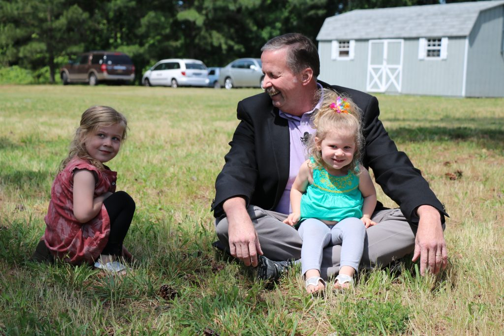 4-Year-Old Freedom Wilson from Delmar, Del. Shares Her Story