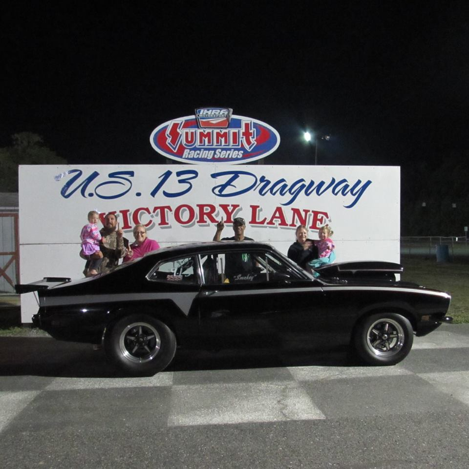 Drag Racing: Ben Garnett Takes Mod ET Win: U.S. 13 Dragway