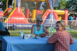 Obstacle course in 2014. (Photo Credit: Pocomoke Area Chamber of Commerce)