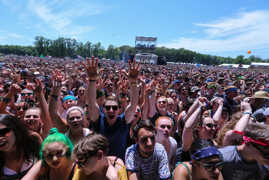 Firefly Music Festival Reaches 5-Year Milestone
