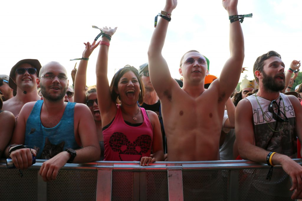 Firefly Music Festival in Dover, Del. Underway: Friday Band Scene