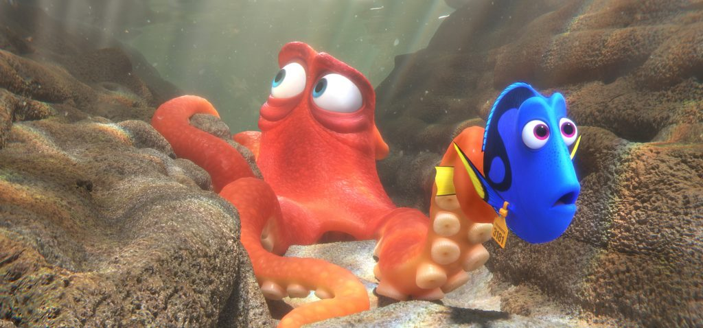 Movie Review – Finding Dory