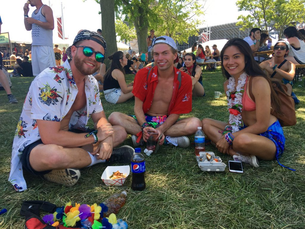 Fashion at Firefly Music Festival 2016