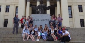 Educators from Delaware Tech in Cuba (Photo Credit: Dr. Ileana Smith)