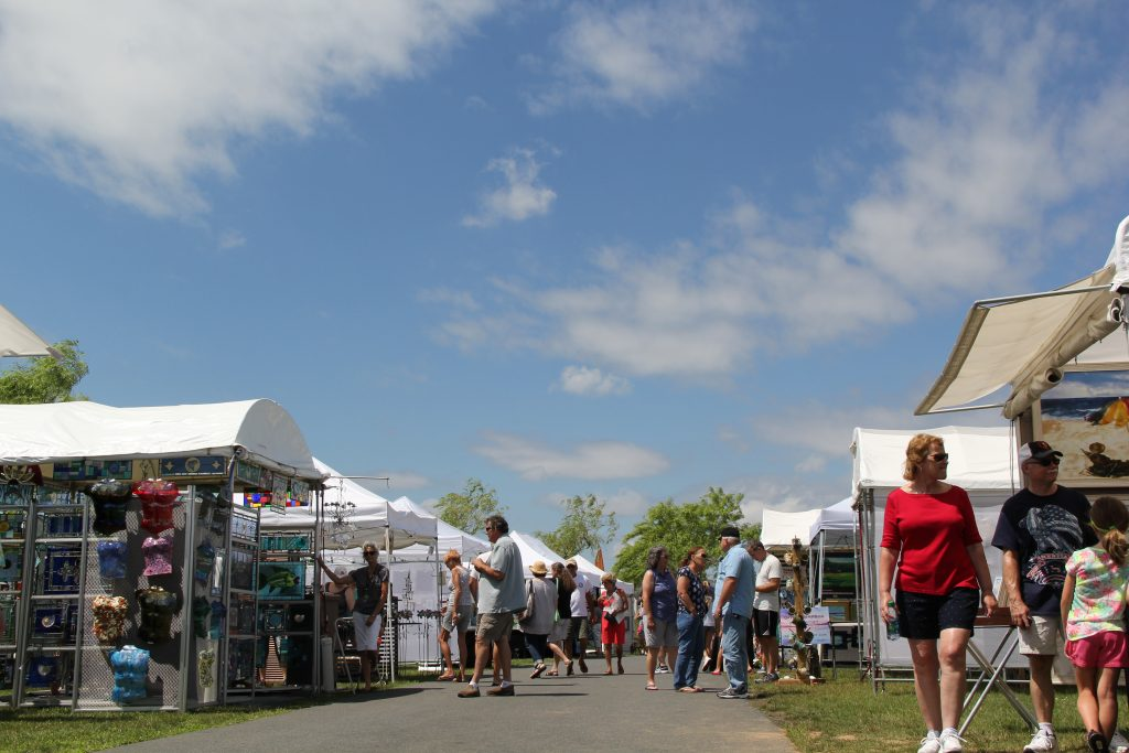Ocean City, Md. Hosts 16th Annual Fine Arts Show at North Side Park