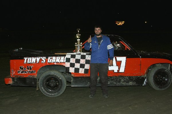 Super Trucks Winner David Smith