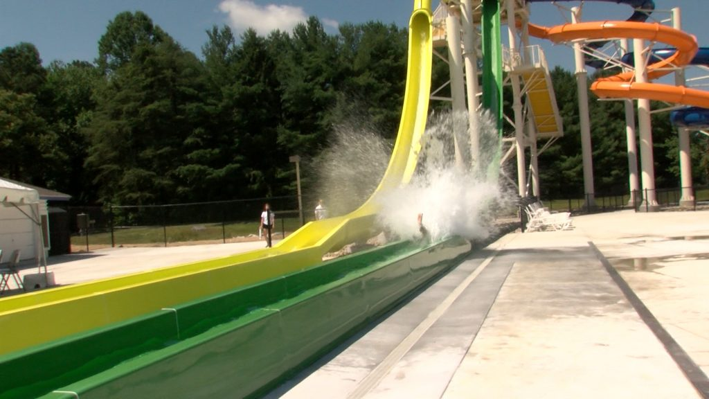 Killens Pond State Park in Del. Expands, Adds Four New Water Slides