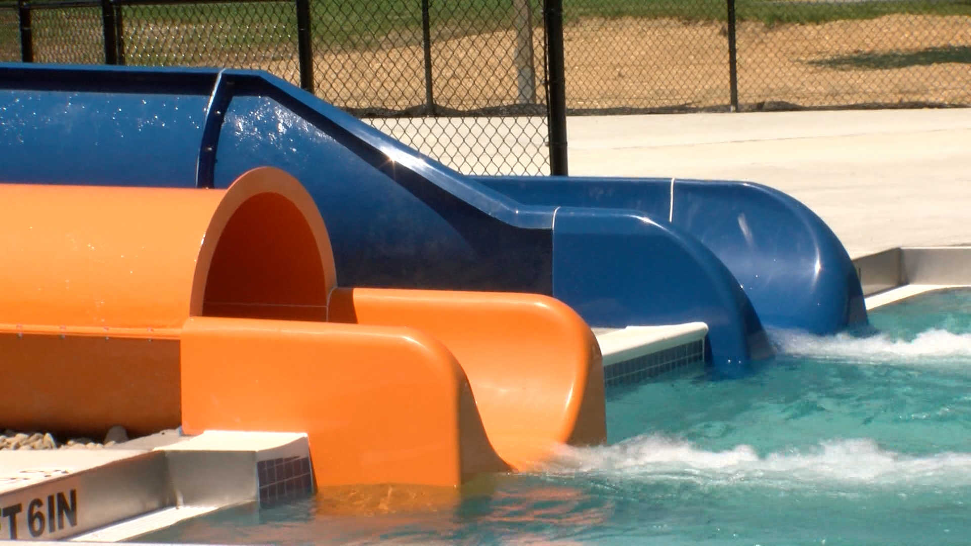 killens pond state park in del expands adds four new water slides