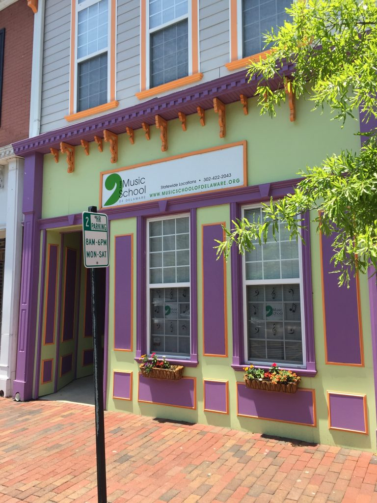 Delmarva Treasure: The Music School of Delaware