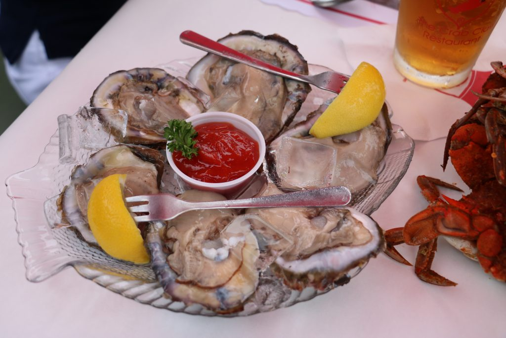 The Crab Claw in St. Michaels Specializes in Chesapeake Bay Seafood