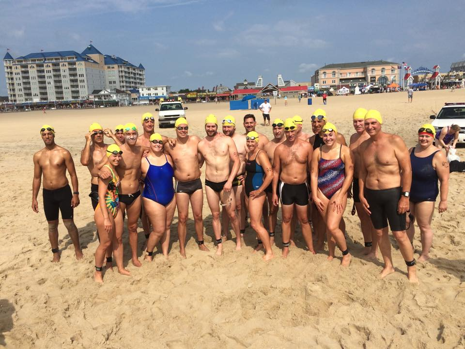 Fourth Annual Ocean Games Continue in OCMD, Support Traumatic Brain Injury Research