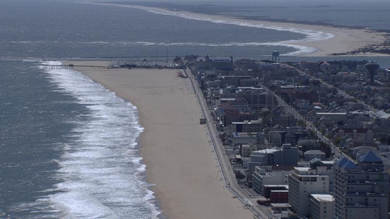"""Memorial Day Weekend In Ocean City """"Like No Other"""" Due to COVID-19 Concerns"""