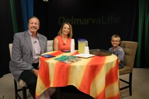 Jimmy and Lisa with Connor Twilley to talk about his lemonade stand