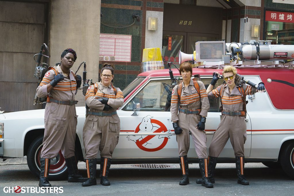 Movie Review – Ghostbusters (2016)