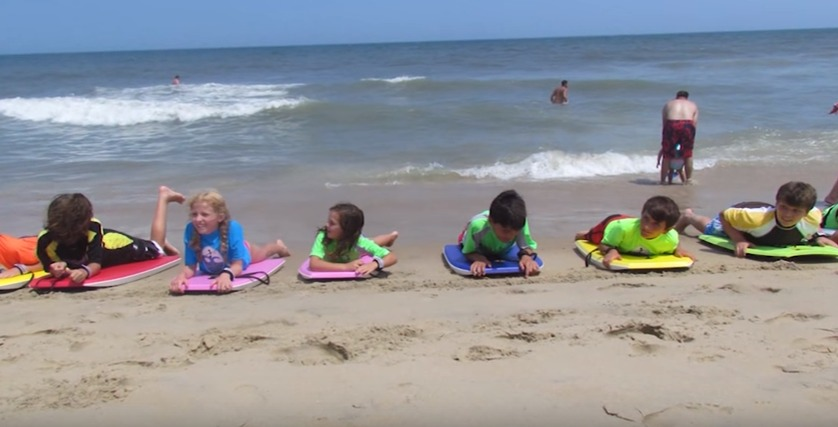 Summer Camps in Ocean City,Md.