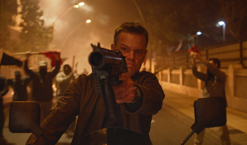 Movie Review – Jason Bourne