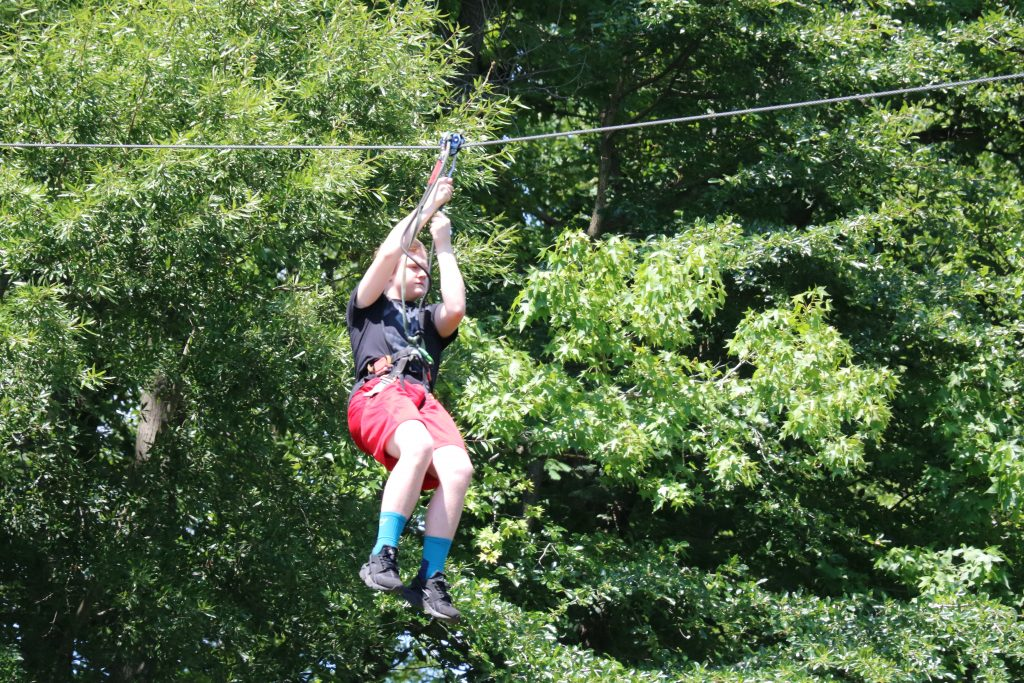 Delmarva Day Trip: Adventure Seekers Zipline Through Lums Pond State Park with Go Ape