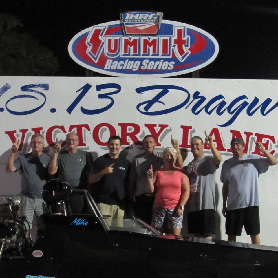 Drag Racing: Jones Takes Back to Back Wins: U.S. 13 Dragway