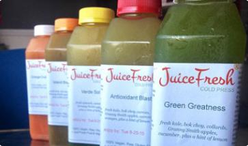 JuiceFresh a Highlight at Farmer's Market Fridays in Milton