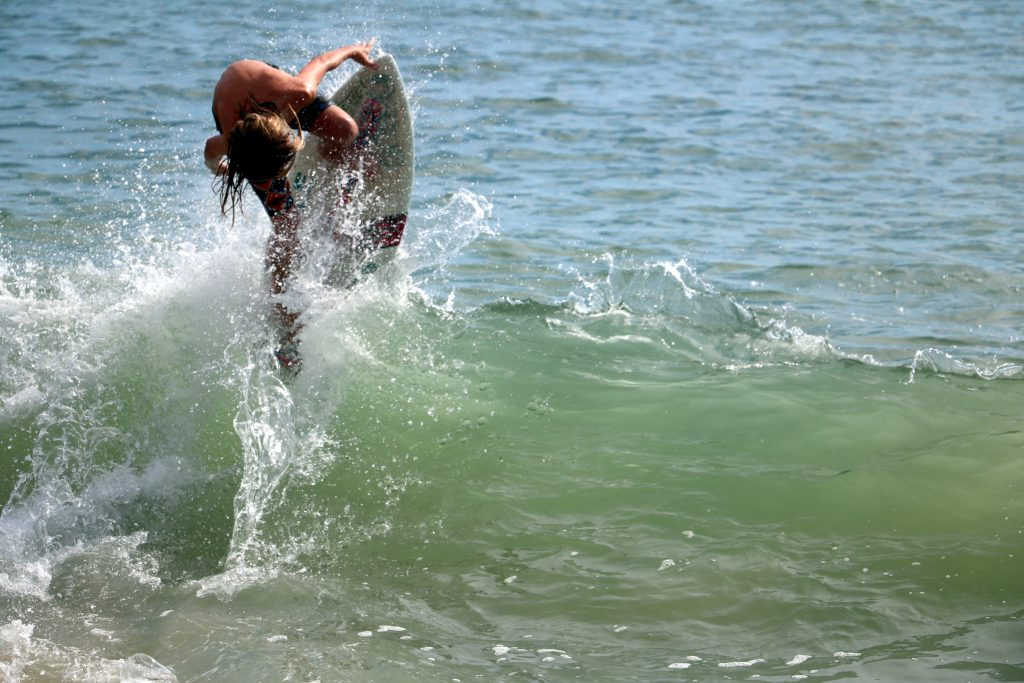 Skimboarders Prepare for Zap Amateur World Championships in Dewey Beach