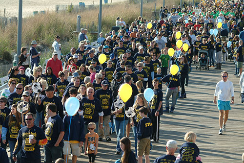 Rehoboth Boardwalk Buddy Walk, Spreading Awareness for 11 Years