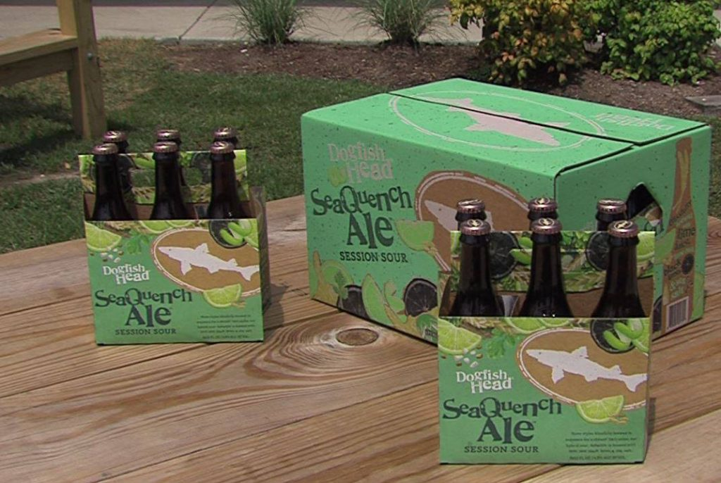 National Aquarium and Dogfish Head Partner in Creation of SeaQuench Ale