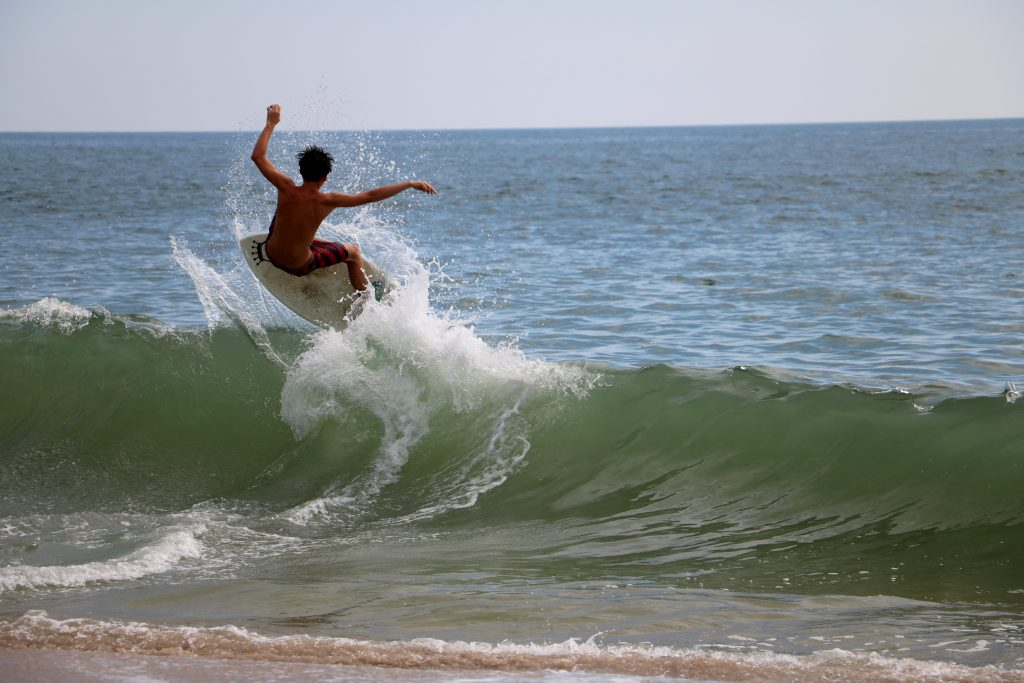 UPDATE: Carter Hill Places First in Dewey Beach Skim Contest, One-on-One Interview