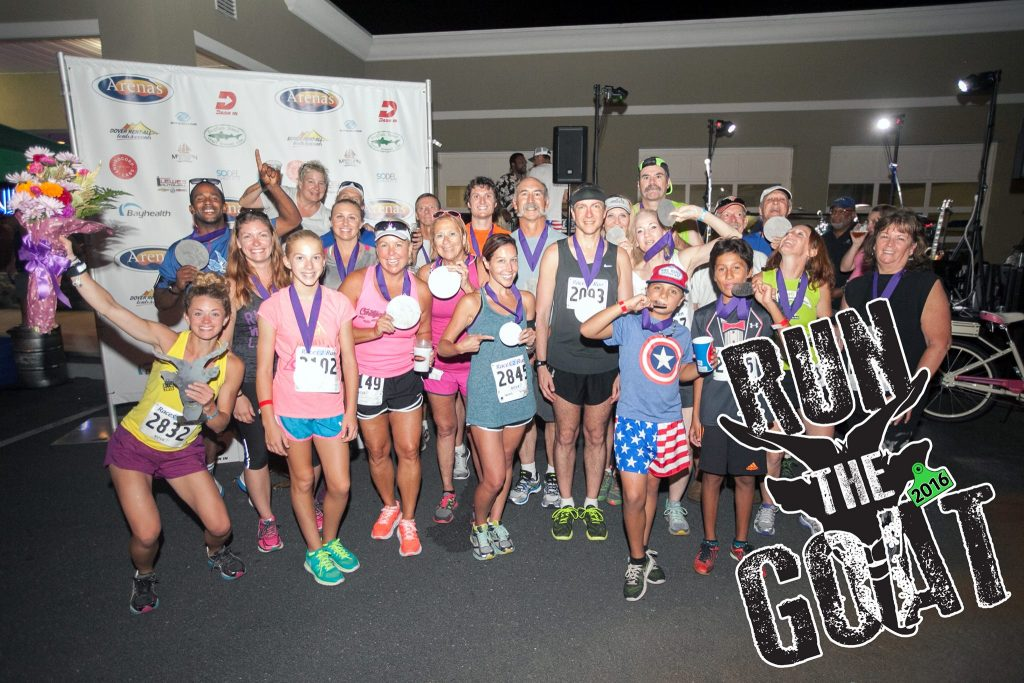 Milford Arena's Hosts Annual Running of the Goat 5k to Benefit Local Youth