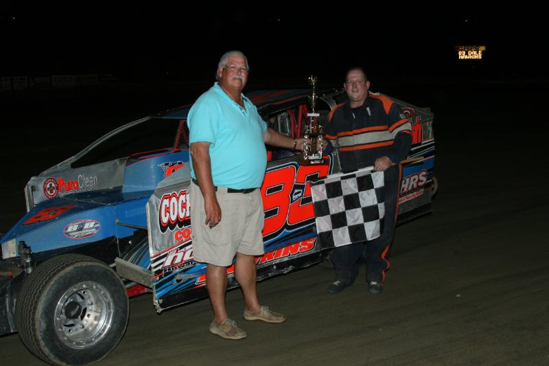 Dirt Track: Father, Son Take Top 2 Spots: Delaware International Speedway