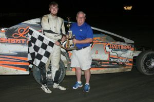 AC DELCO MODIFIED WINNER JORDN JUSTICE