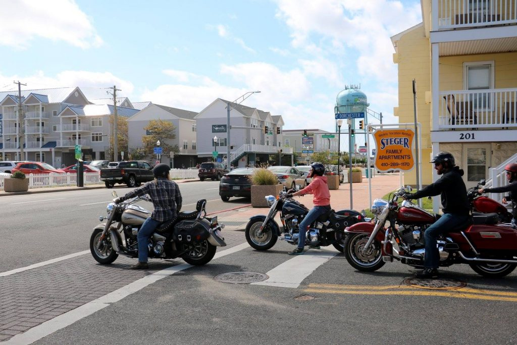 Delmarva Bike Week and OC Bikefest Welcome Thousands
