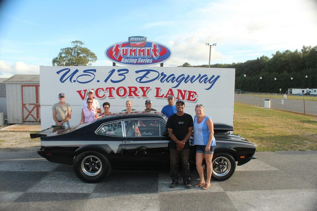 Drag Racing: Garnett Doubles up in Mod ET: U. S. 13 Dragway