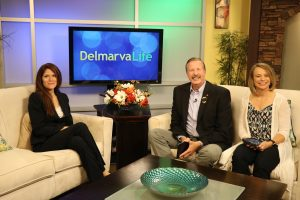 Melissa Bishop with Chesapeake Treatment Services