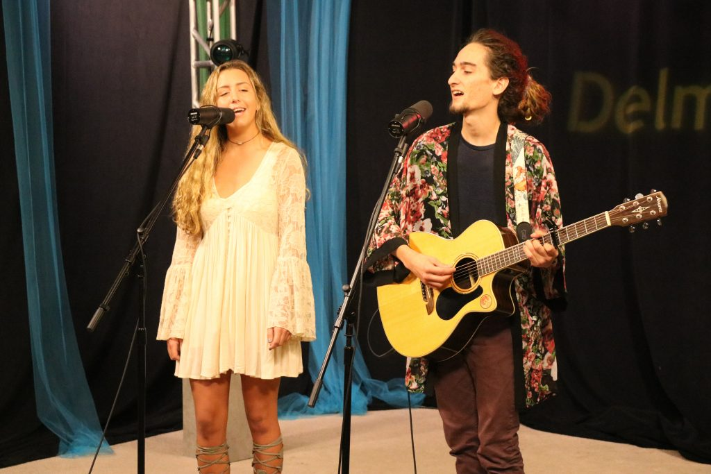 "String Beanz Perform Two Originals, ""Lost"" and ""Late Night"""