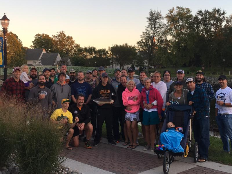 'Goose 10' Miler Draws Dozens for 2nd Annual Event