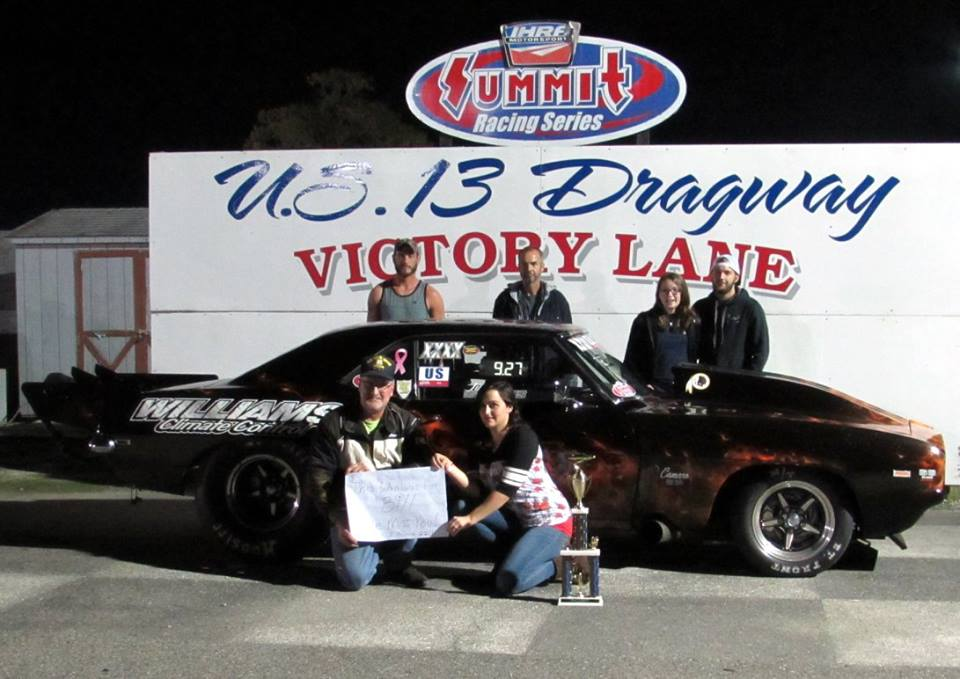 U. S. 13 Dragway Finishes Season with Halloween Shootout